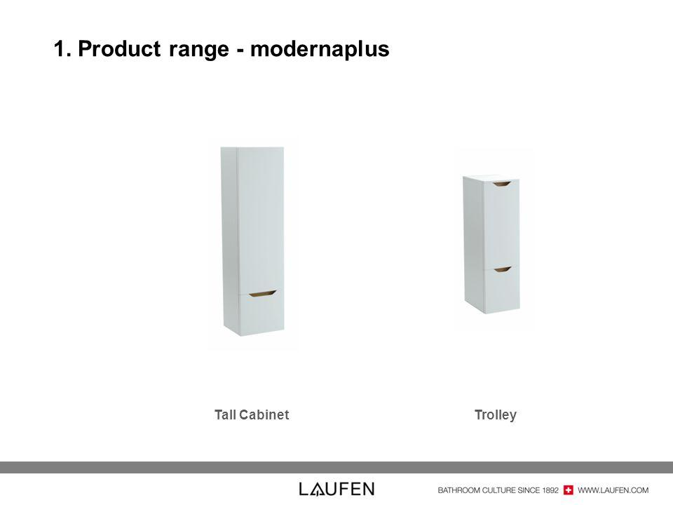 1. Product range - modernaplus