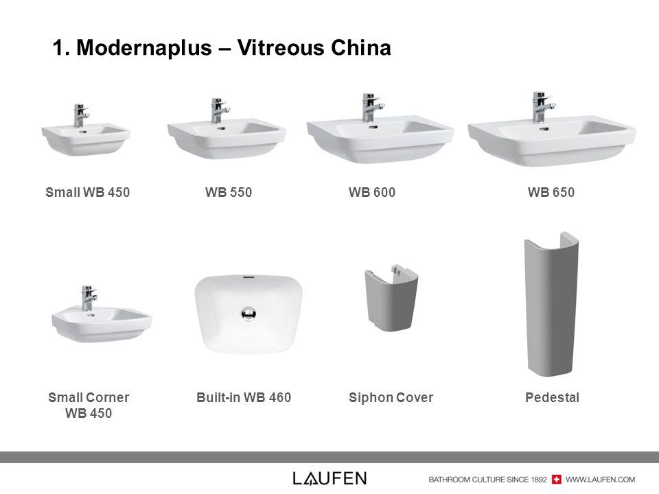 1. Modernaplus – Vitreous China