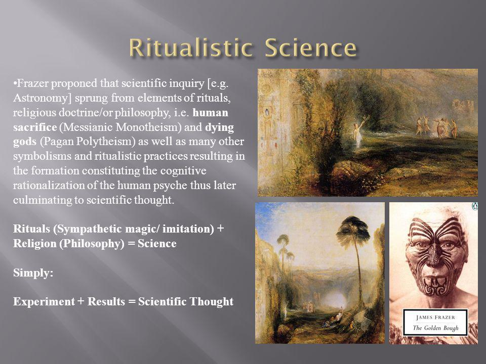 Ritualistic Science
