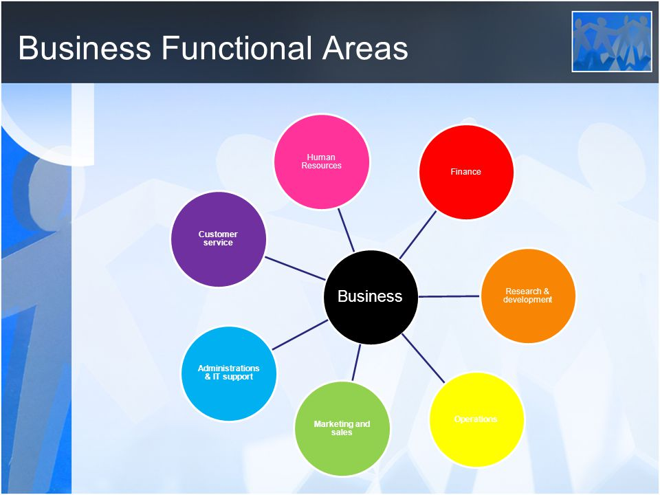 functional areas of business 2 essay Functional areas at tesco essay most businesses will use cad cam to design their products, but tesco doesn't produce the products that are sold in the stores they buy the products already made and packed.