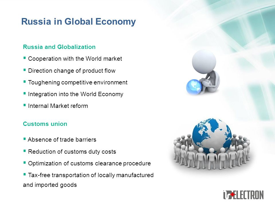 Russia in Global Economy