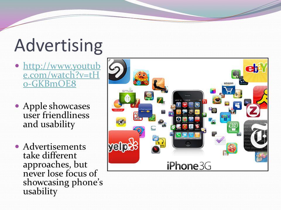 Advertising http://www.youtube.com/watch v=tH0-GKBmOE8