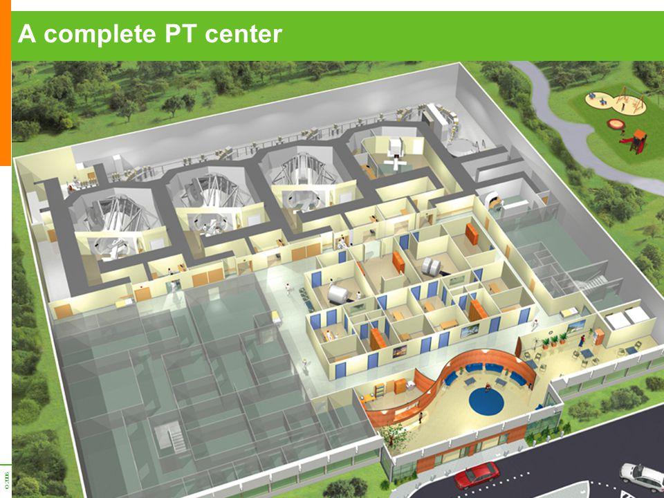 A complete PT center