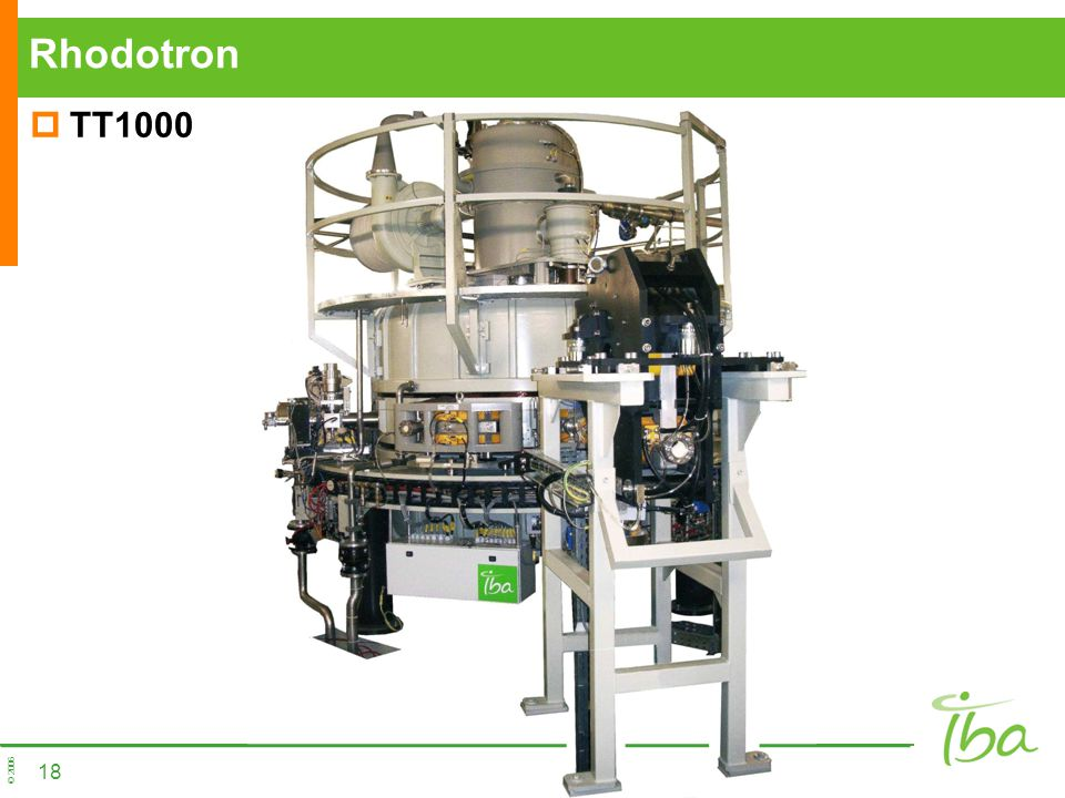 Rhodotron TT1000