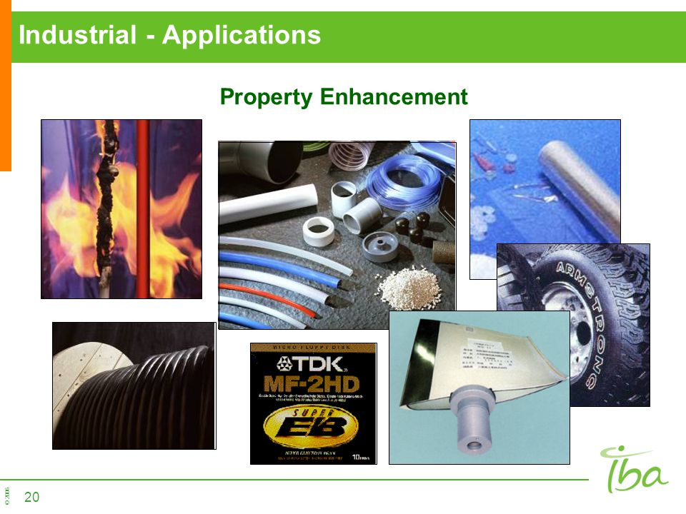 Industrial - Applications