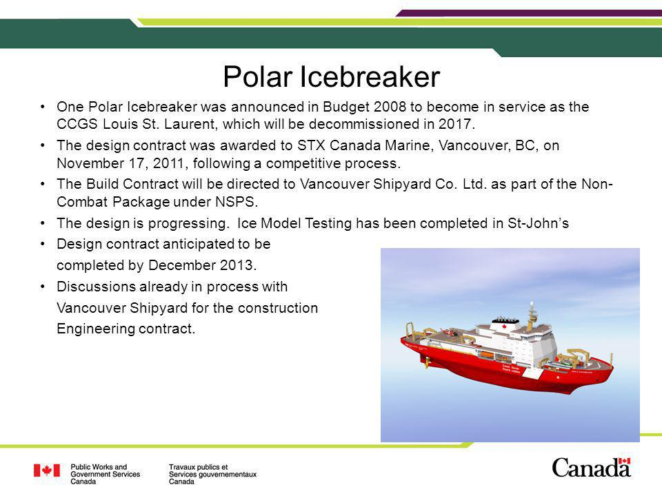 Polar Icebreaker