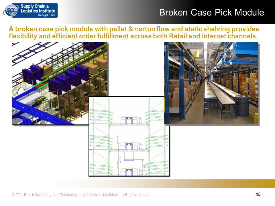Broken Case Pick Module