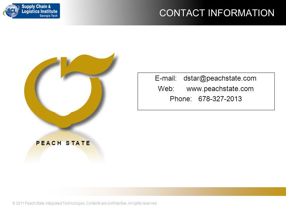 E-mail: dstar@peachstate.com