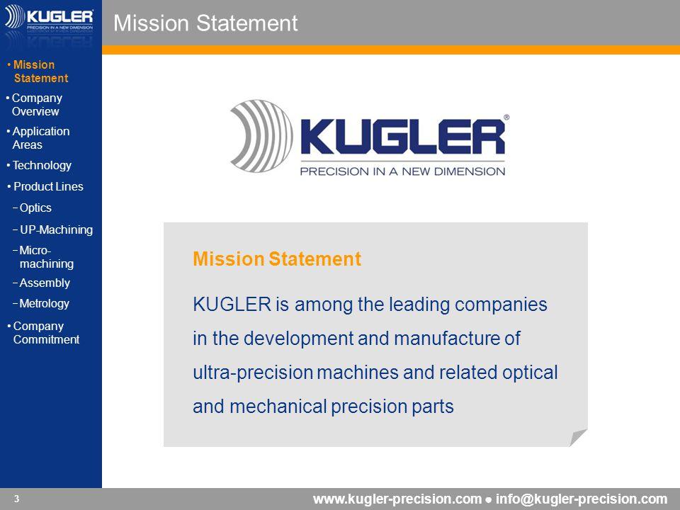 Mission Statement Mission Statement