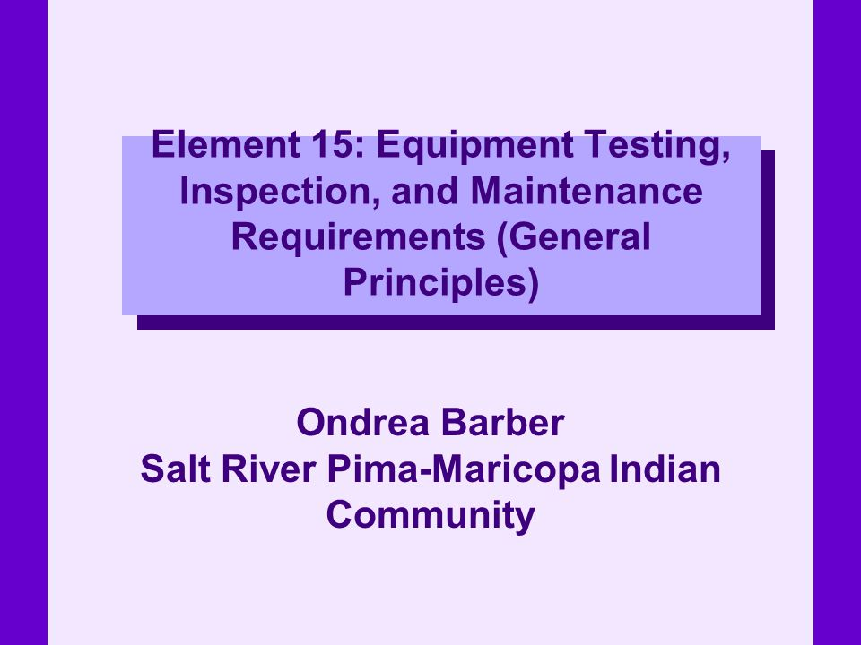 Ondrea Barber Salt River Pima-Maricopa Indian Community