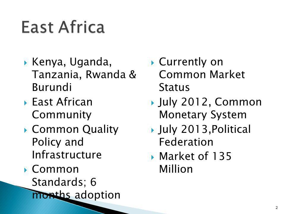 East Africa Kenya, Uganda, Tanzania, Rwanda & Burundi