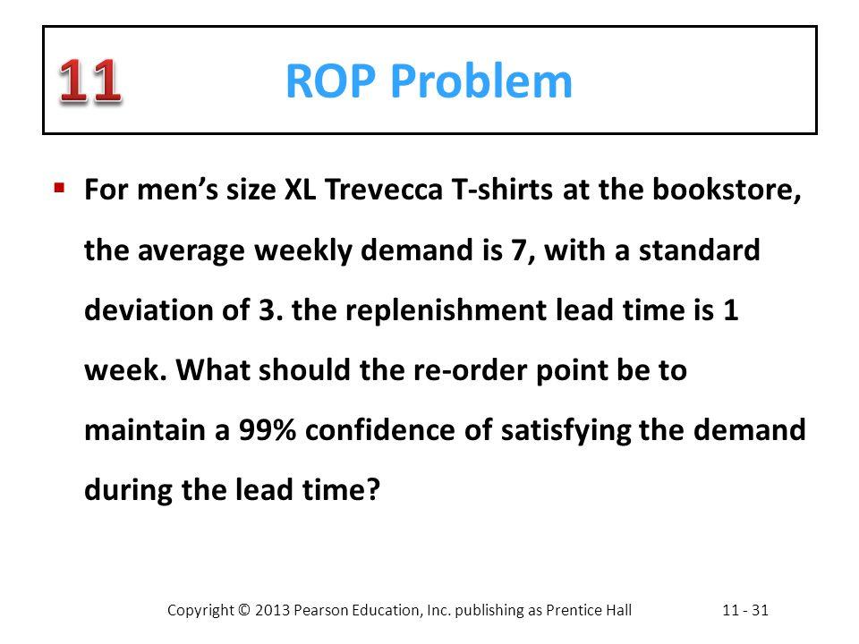 ROP Problem