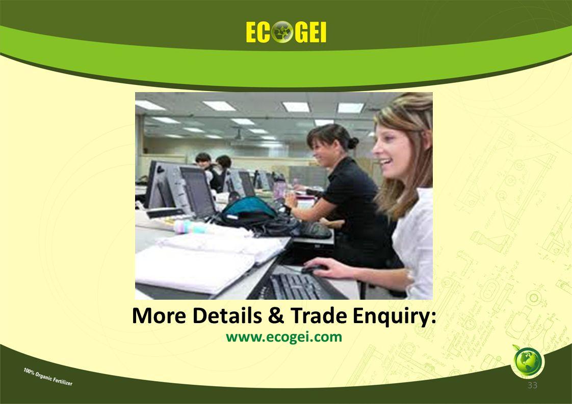 More Details & Trade Enquiry: