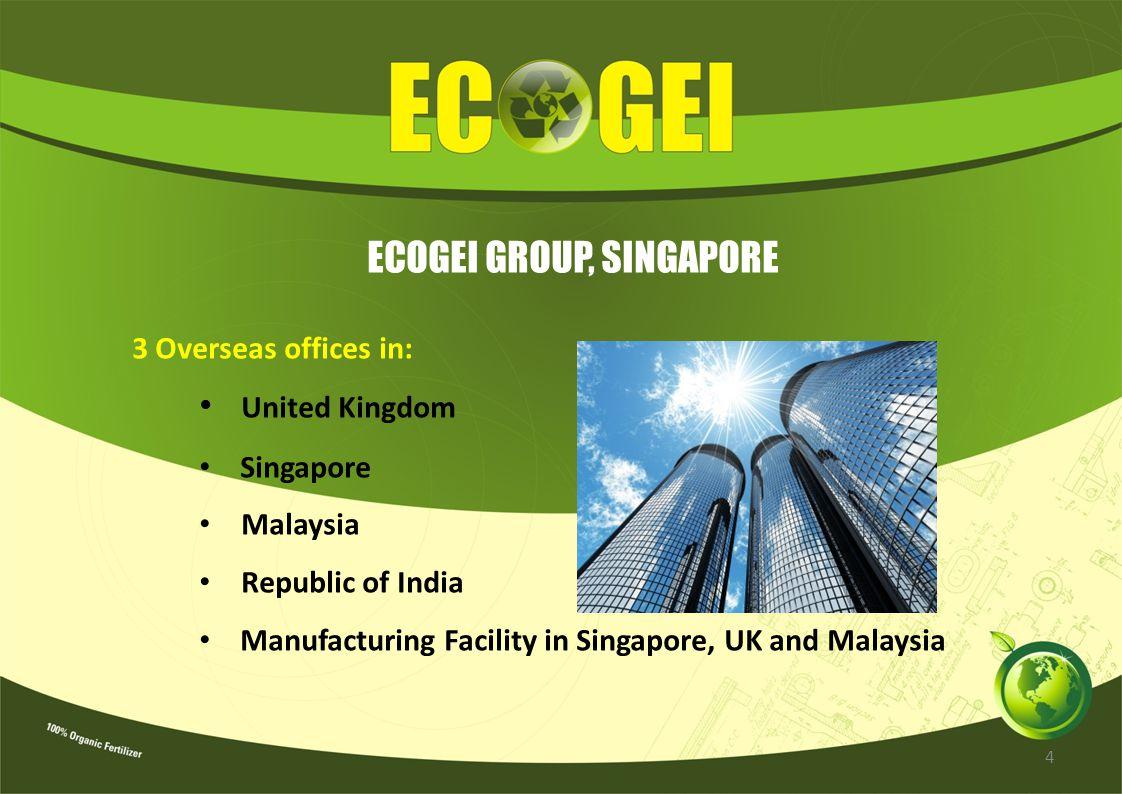 ECOGEI GROUP, SINGAPORE