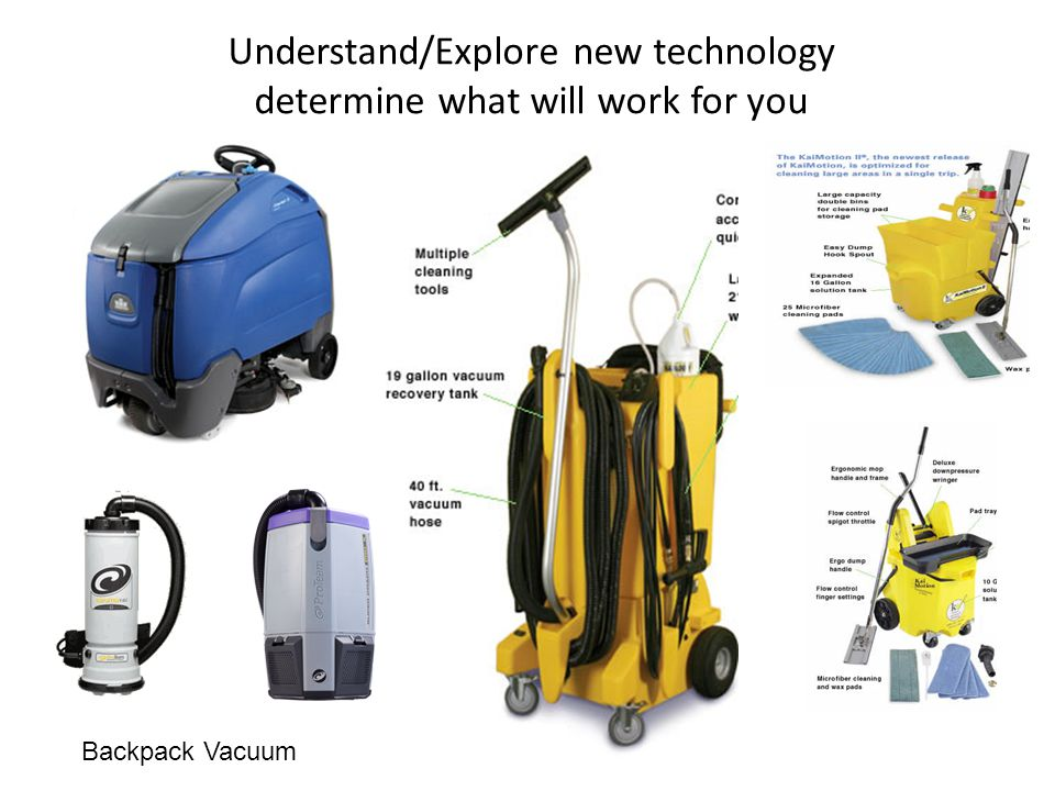 Understand your equipment (hybrid plan)