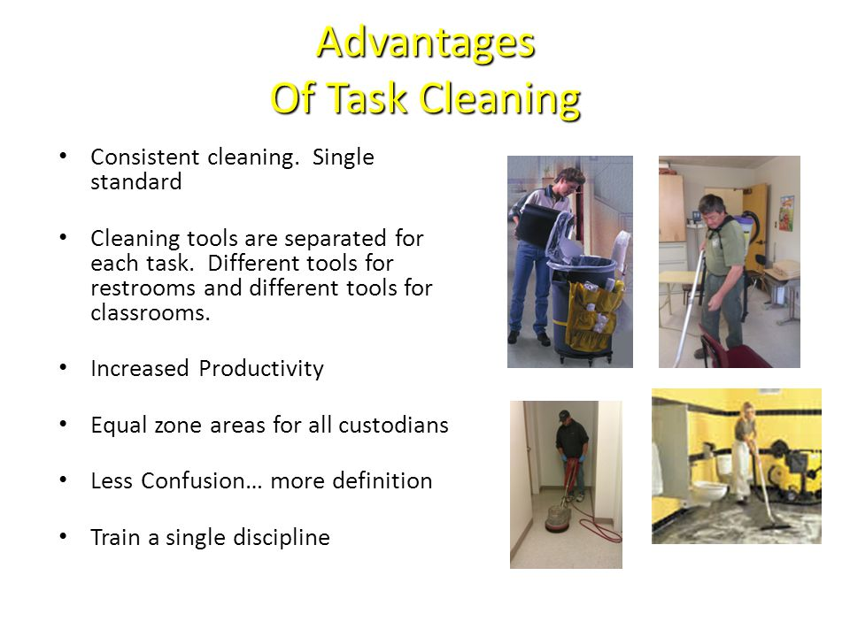 Traditional Individual Cleaning