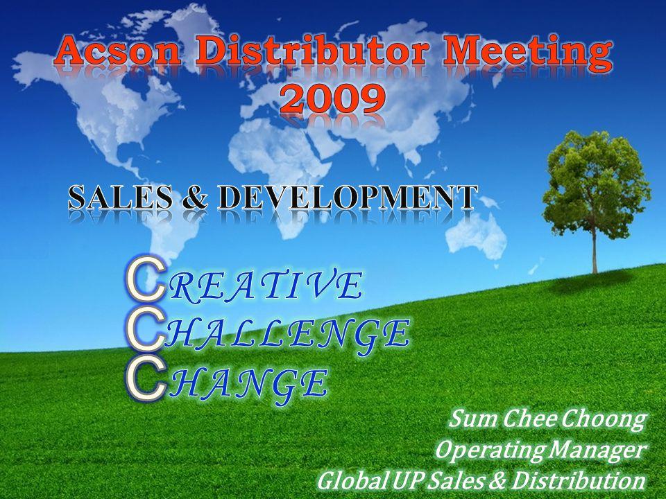 Acson Distributor Meeting