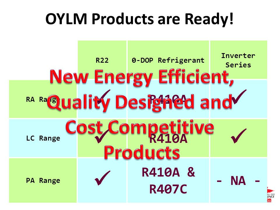 OYLM Products are Ready!