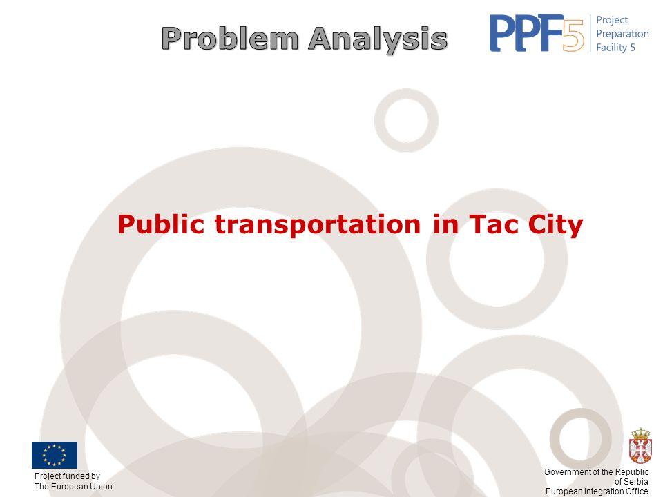 Public transportation in Tac City