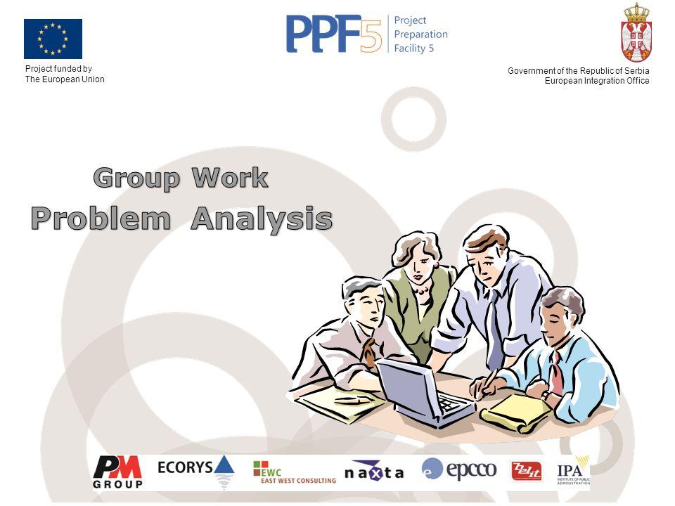 Group Work Problem Analysis