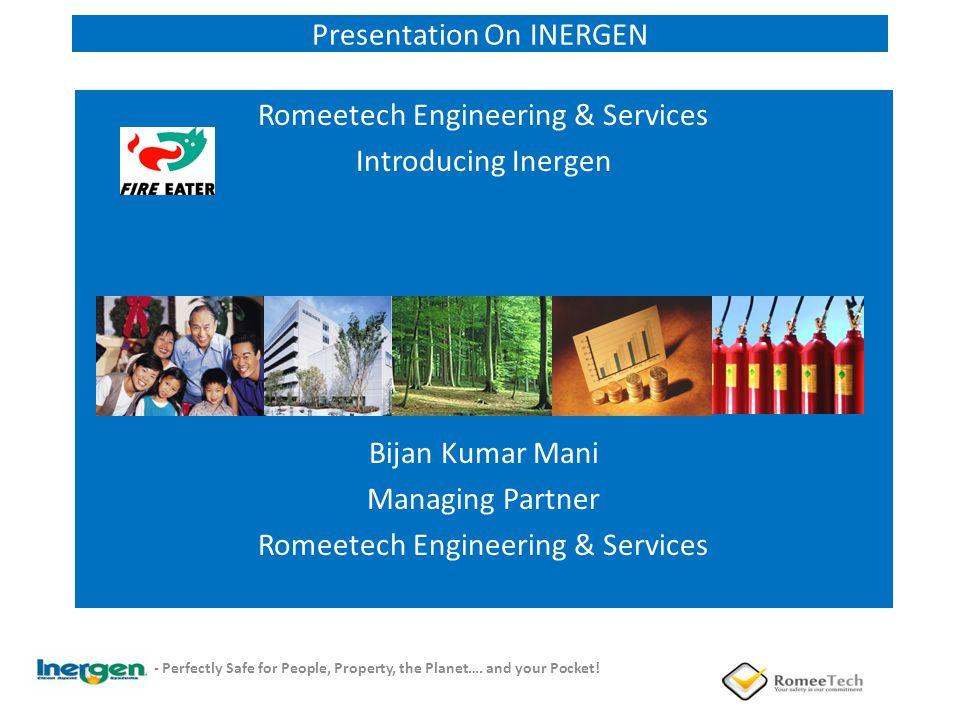 Presentation On INERGEN