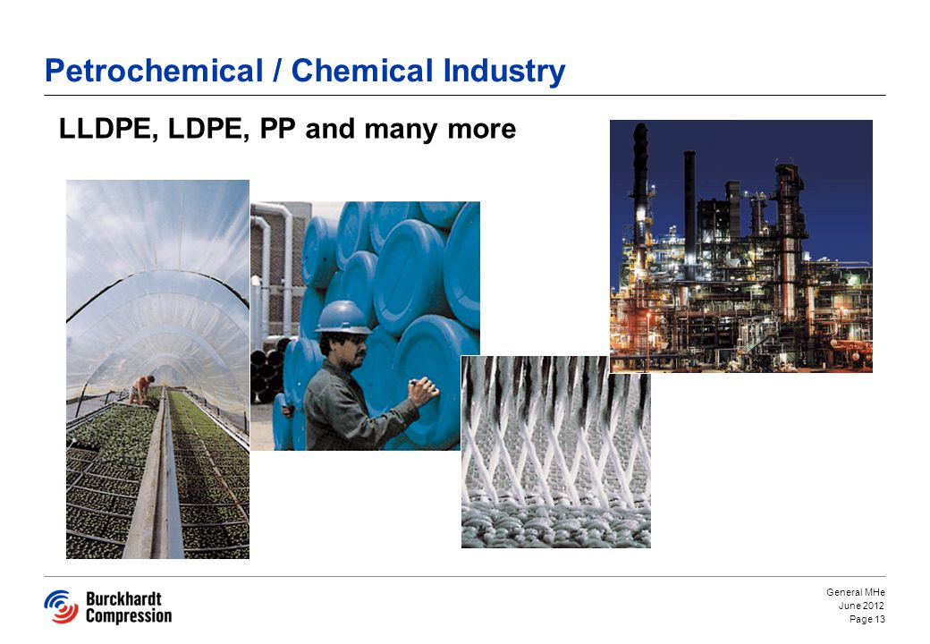 Petrochemical / Chemical Industry