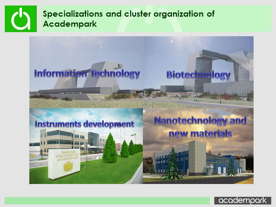 Information Technology Biotechnology Nanotechnology and new materials