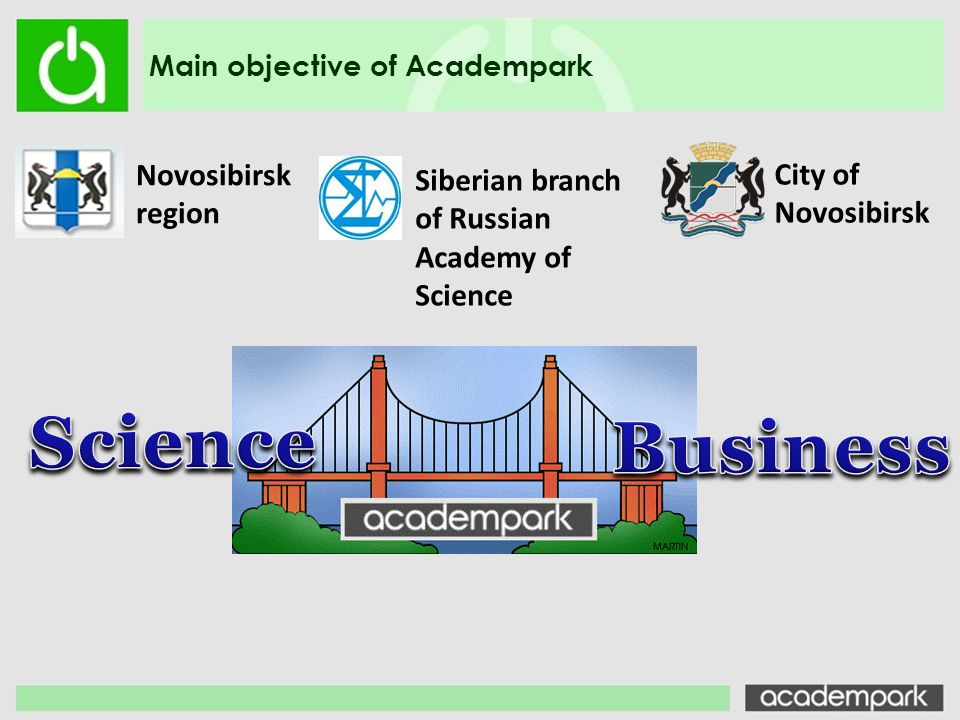 Science Business Novosibirsk region City of Novosibirsk