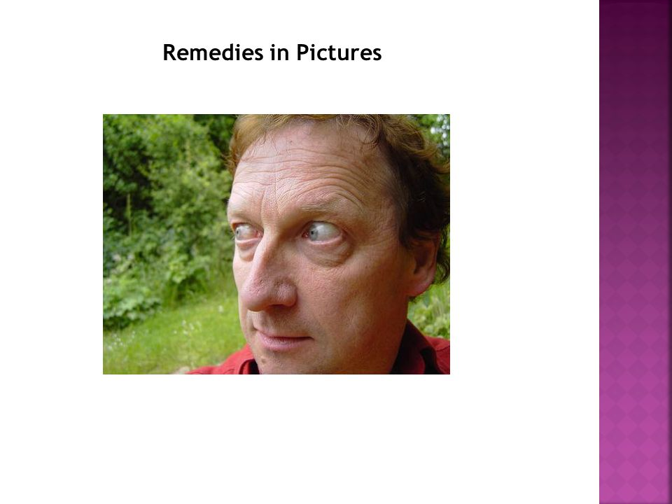 Remedies in Pictures