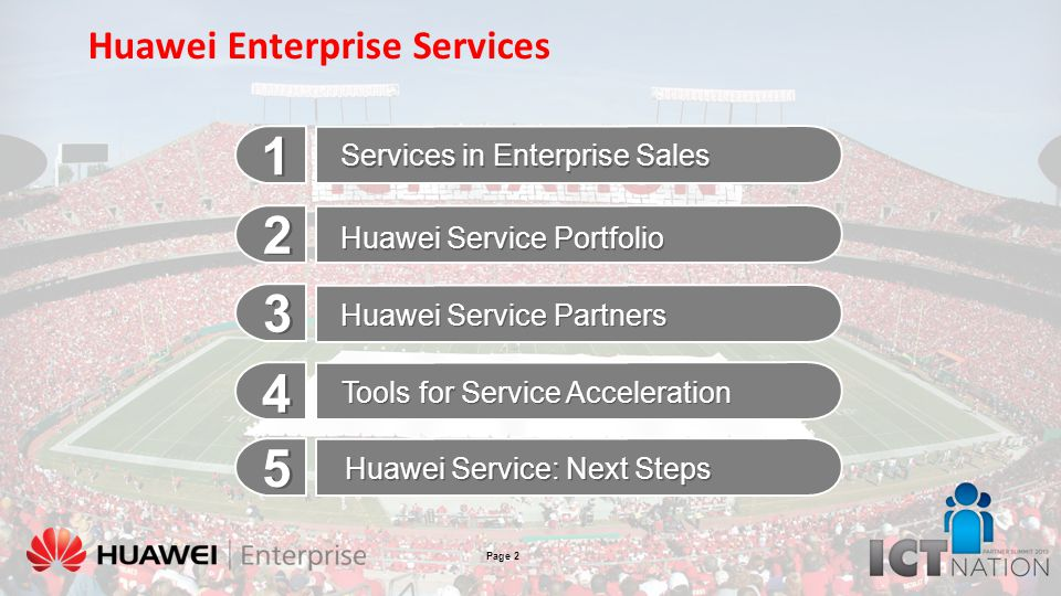Huawei Enterprise Services
