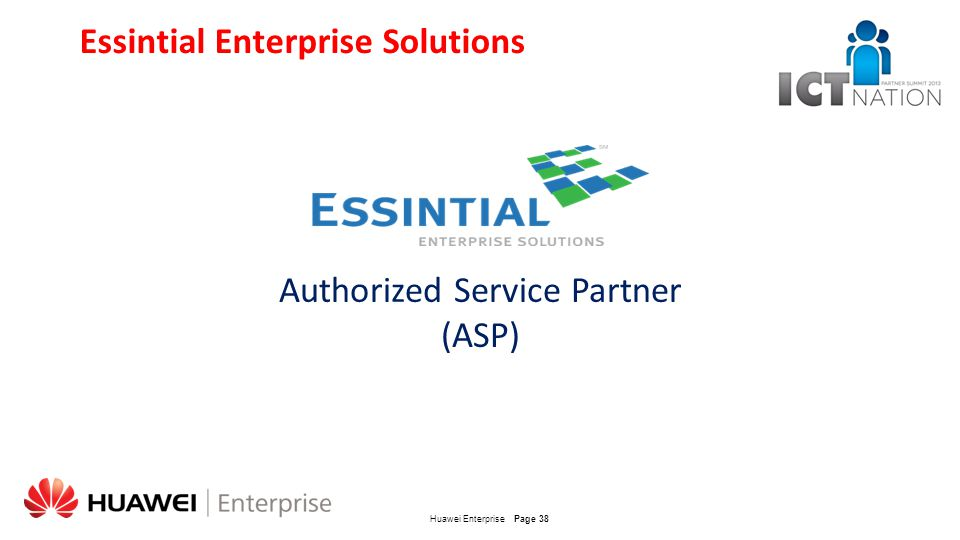 Essintial Enterprise Solutions