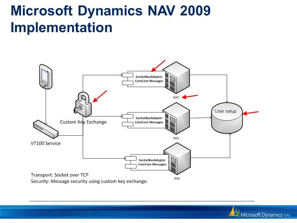 Microsoft Dynamics NAV 2009 Implementation