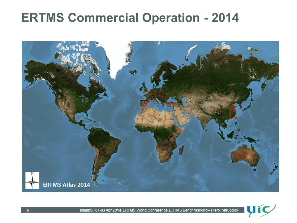 ERTMS Commercial Operation - 2014