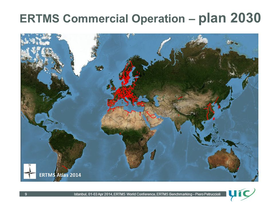 ERTMS Commercial Operation – plan 2030