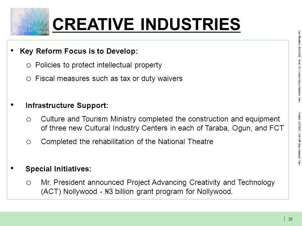 In addition to Sectoral Initiatives, Government Direct Job Creation Initiatives are Delivering…