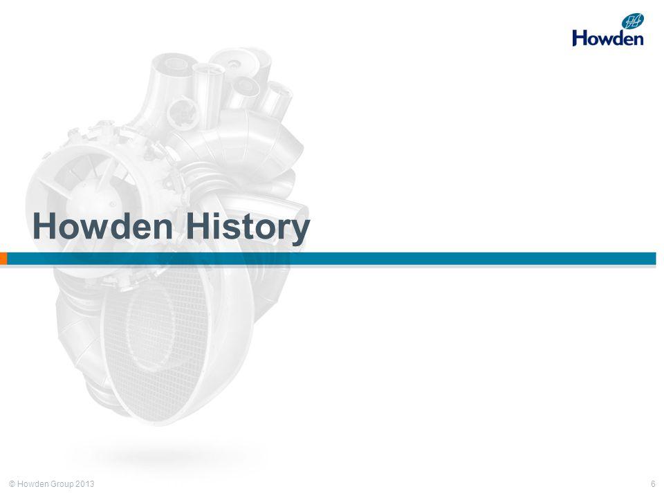 Howden History