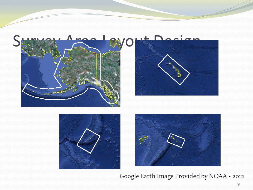 Survey Area Layout Design