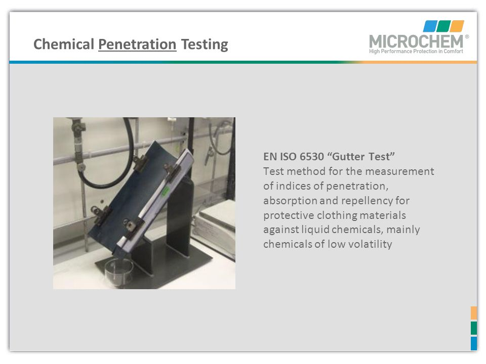 Chemical Penetration Testing
