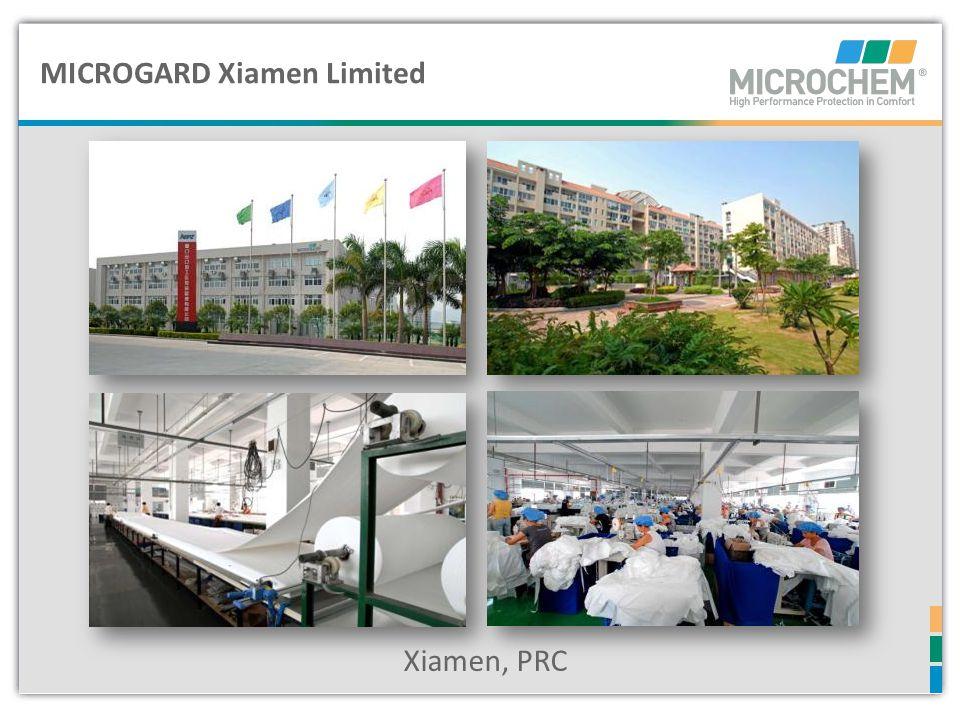 MICROGARD Xiamen Limited