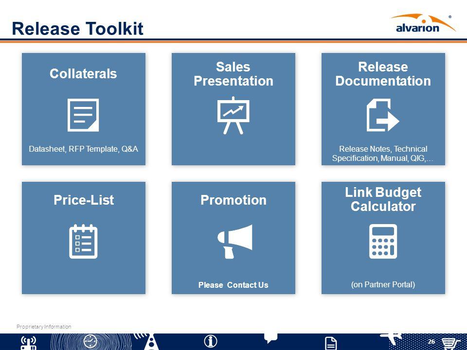Release Documentation Link Budget Calculator