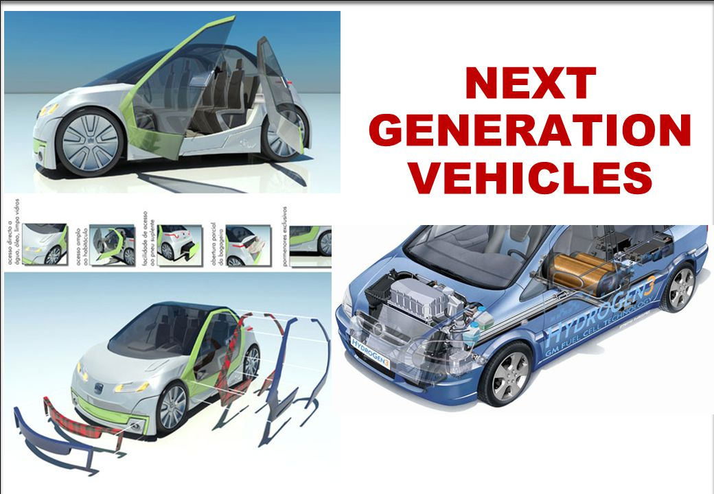 NEXT GENERATION VEHICLES