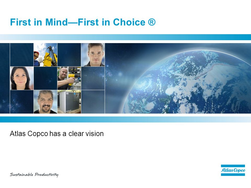 First in Mind—First in Choice ®