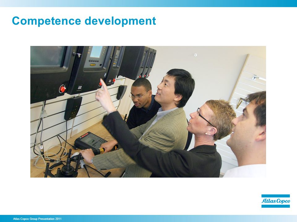 Competence development
