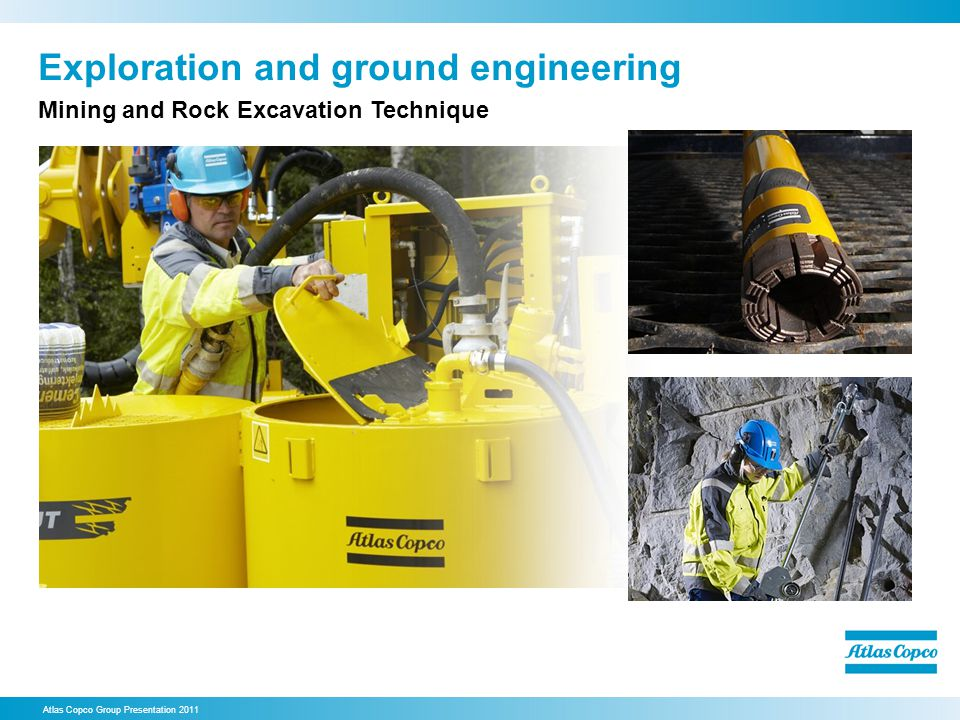Exploration and ground engineering