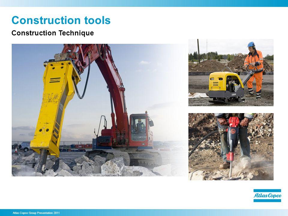 Construction tools Construction Technique 44. Construction tools