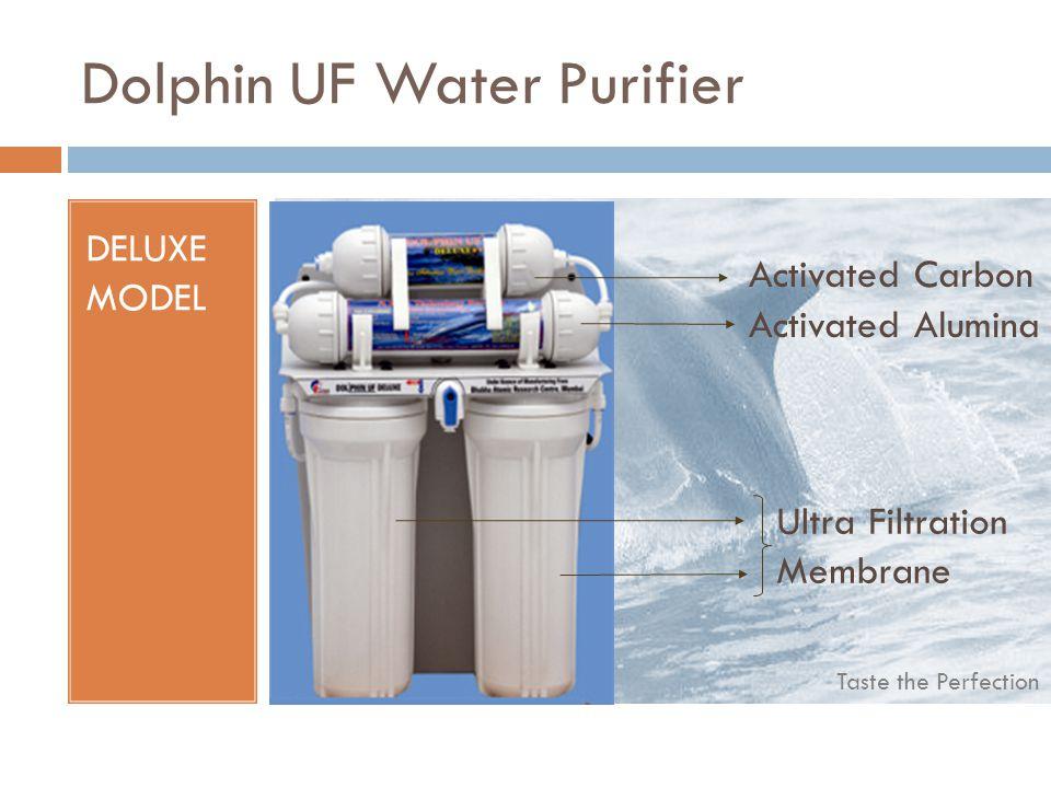 Dolphin UF Water Purifier