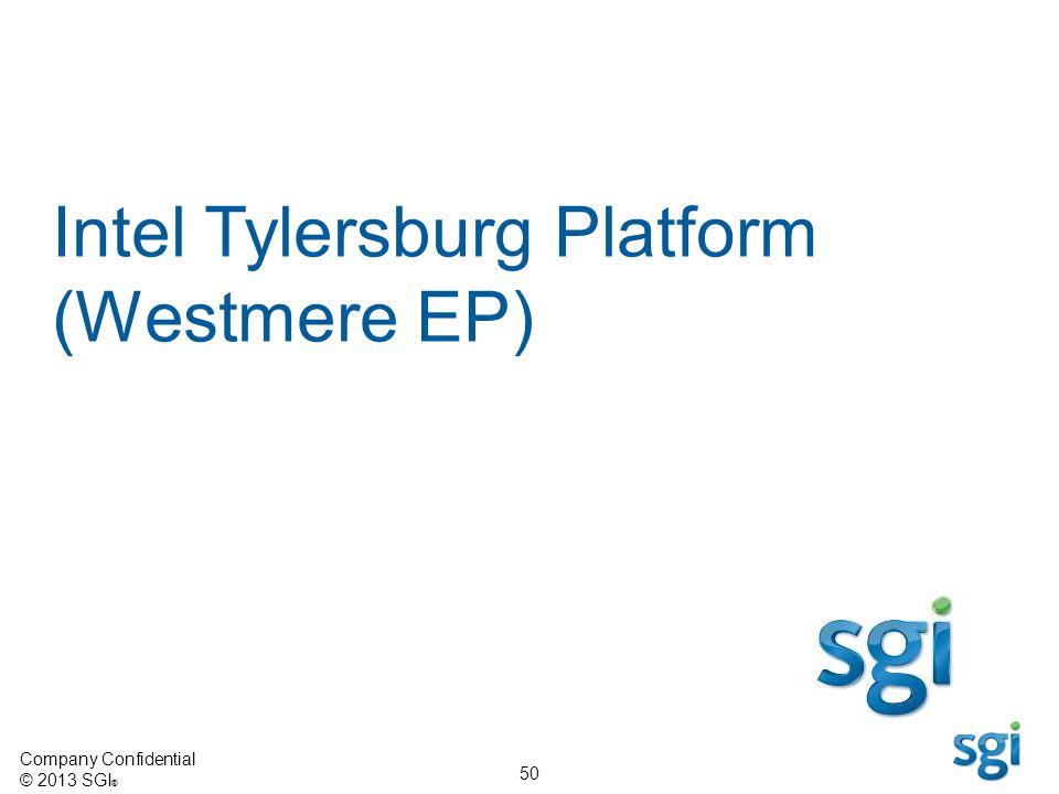 Intel Tylersburg Platform (Westmere EP)