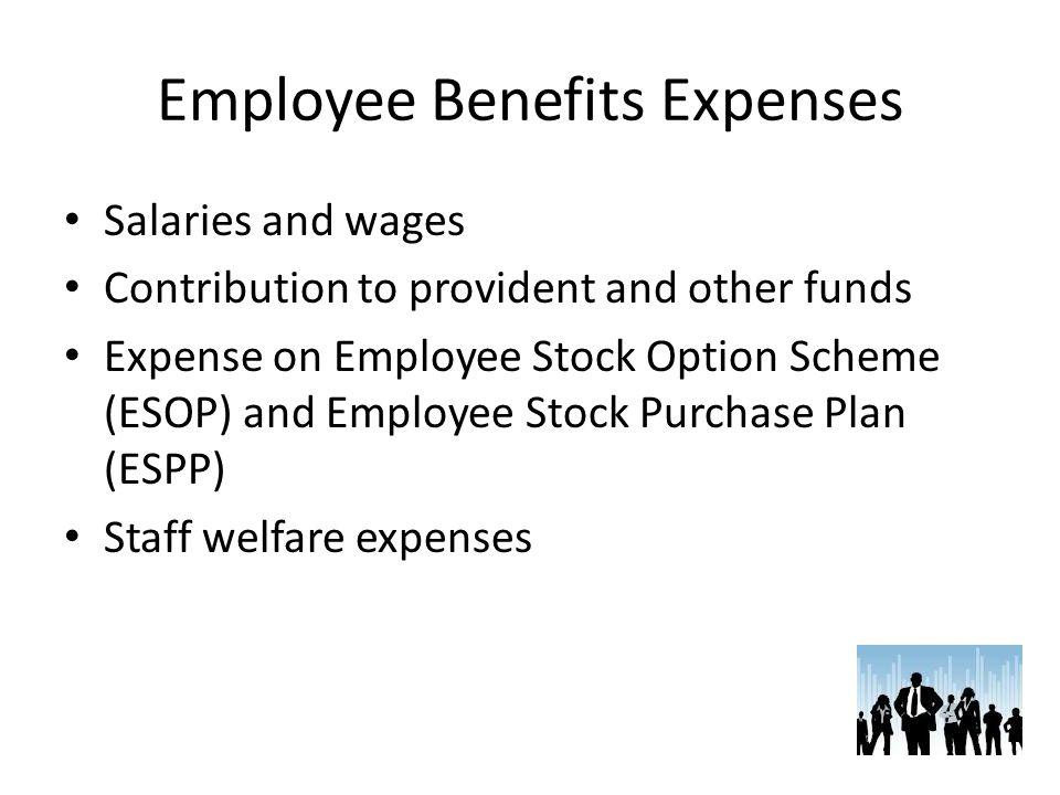 Employee Benefits Expenses