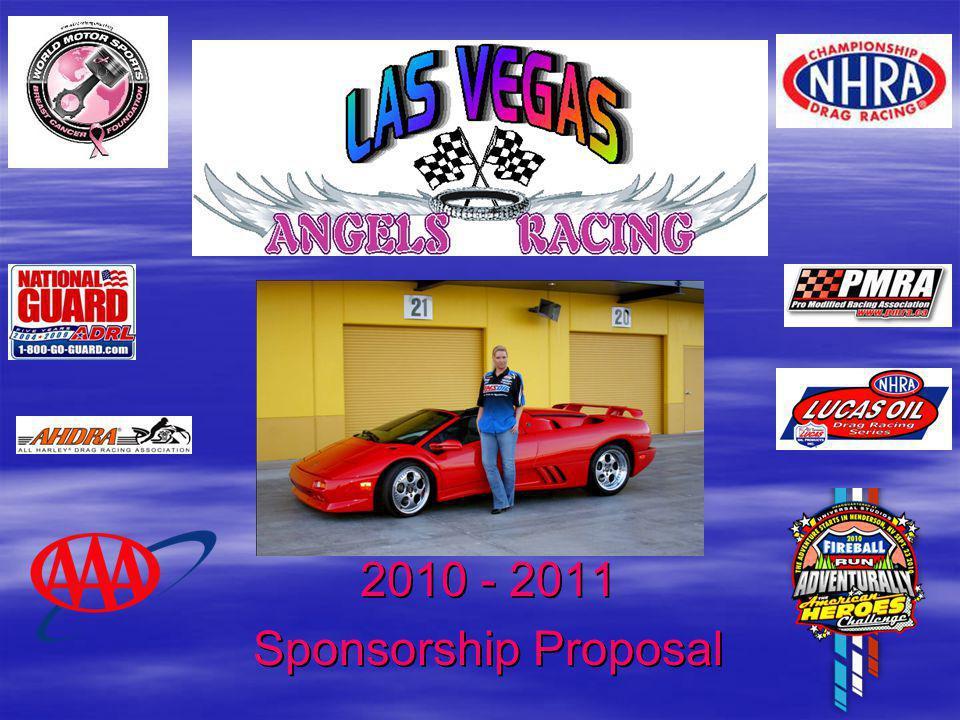 2010 - 2011 Sponsorship Proposal