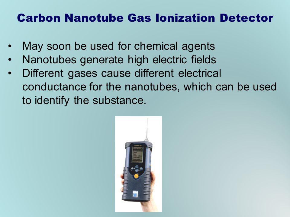 Carbon Nanotube Gas Ionization Detector